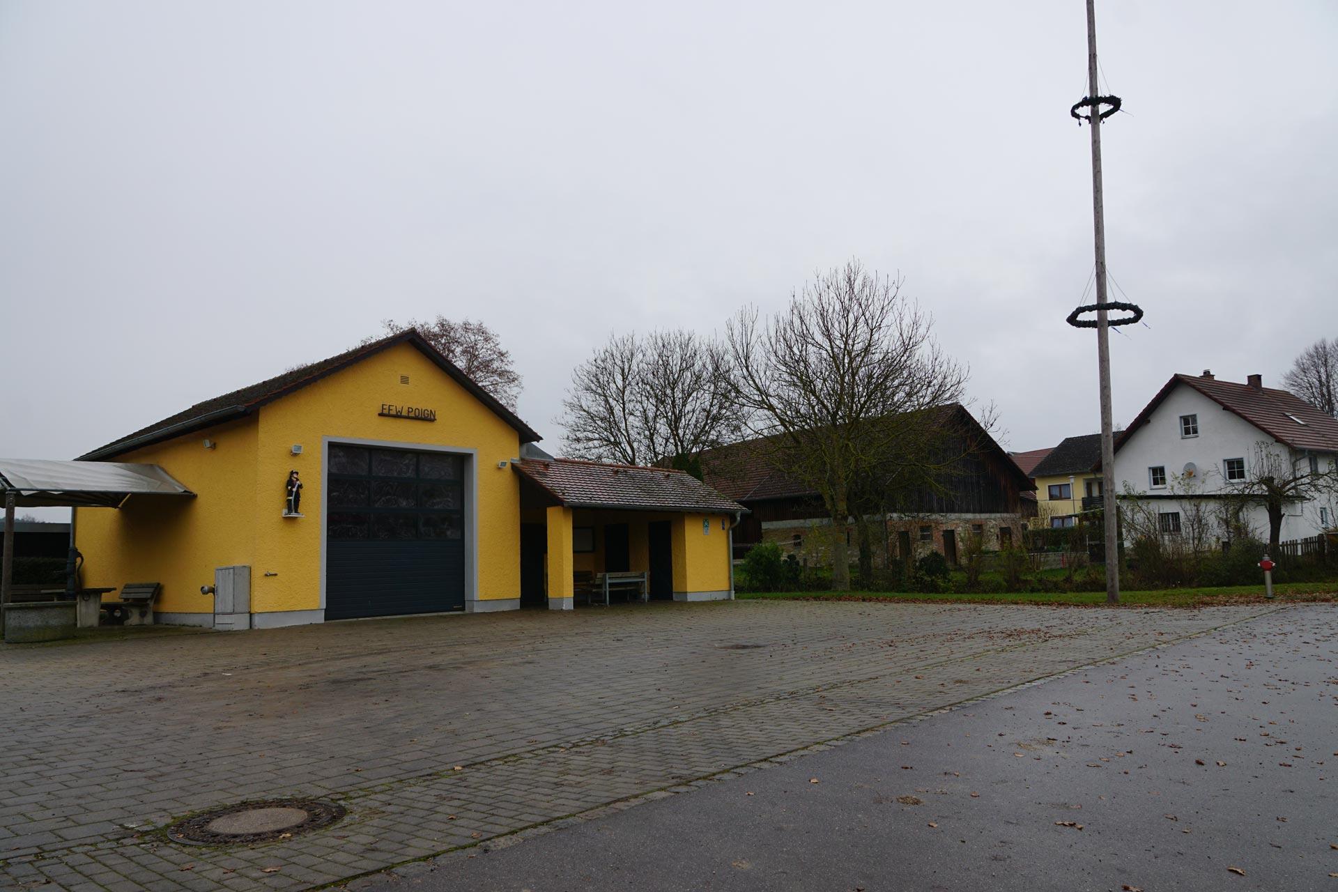 Rathaus Pentling